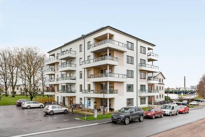 Bild: 2 rum bostadsrätt på Björkmansgatan 6, Örebro kommun Näsby