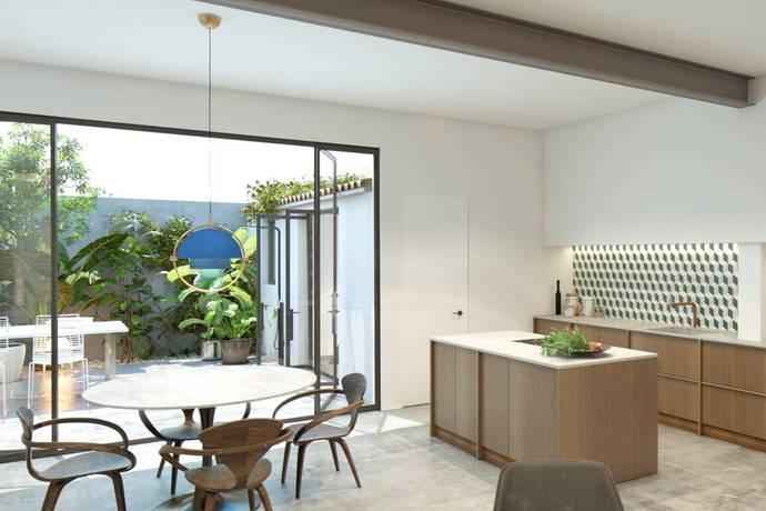 Bild: 3 rum bostadsrätt på Modern lägenget i Santa Catalina, Palma de Mallorca, Spanien Santa Catalina, Palma de Mallorca