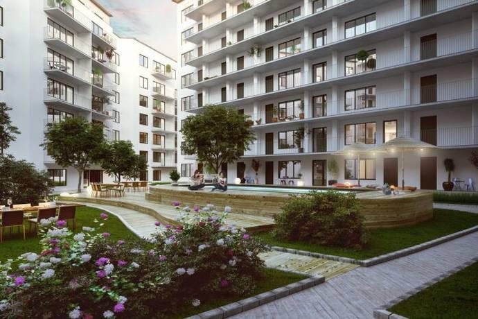 Bild: 2 rum bostadsrätt på Lövgatan 55, vån 3, Solna kommun