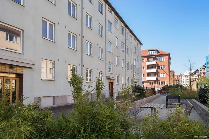 Bild: 1 rum bostadsrätt på Sadelmakaregatan 5B, Helsingborgs kommun Eneborg