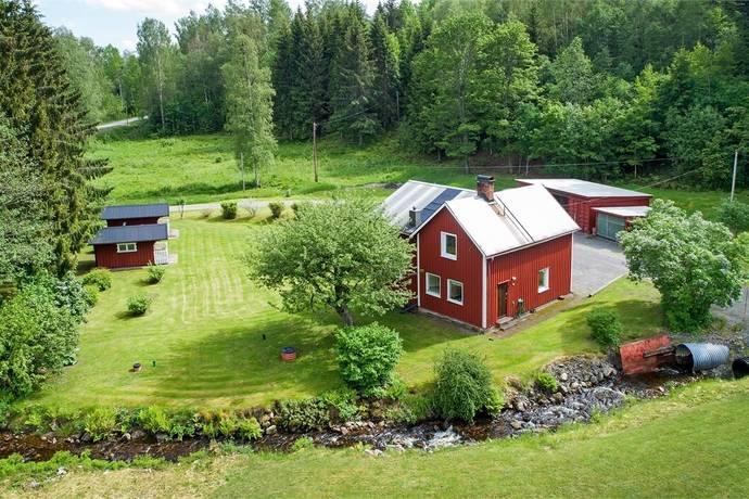 Bild: 5 rum villa på Sulvik Fjällbacka 1, Arvika kommun Sulvik