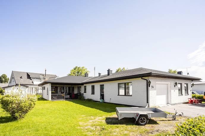 Bild: 7 rum villa på Krangatan 26, Piteå kommun Backen