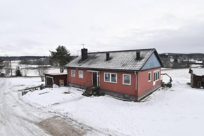 Bild: 4 rum villa på Tommesbovägen 15, Avesta kommun Horndal