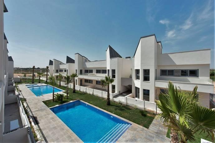 Bild: 3 rum bostadsrätt på Amalia Bungalow, 3 rum m trädgård, Spanien Costa Blanca-Torrevieja