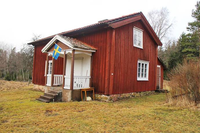 Bild: 2 rum gård/skog på Vägershult Hederås, Uppvidinge kommun Vägershult - Lenhovda