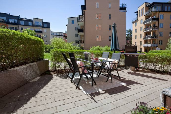 Bild: 3 rum bostadsrätt på Edvin Adolphsons väg 12, Solna kommun Gamla Filmstaden