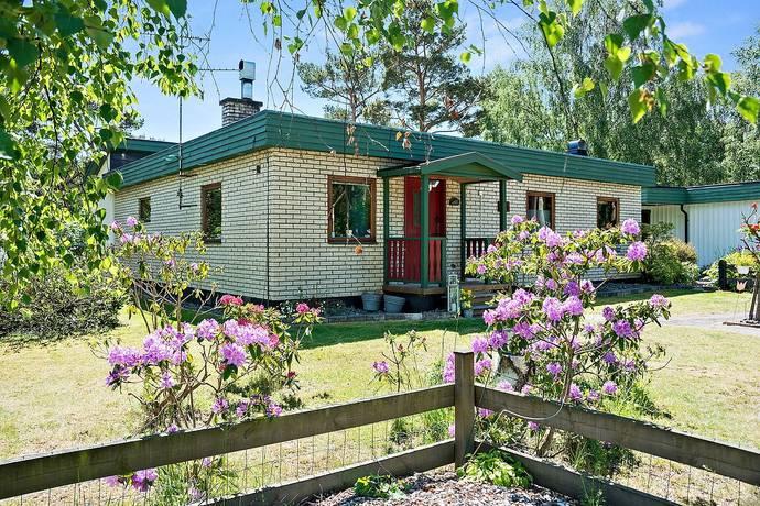 Bild: 3 rum villa på Rosenstigen 15, Landskrona kommun Saxtorpsskogen