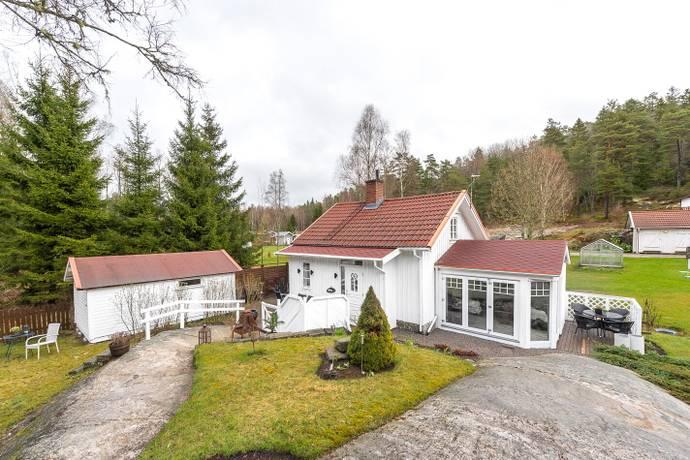 Bild: 3 rum villa på Vässby Hällan 1, Strömstads kommun
