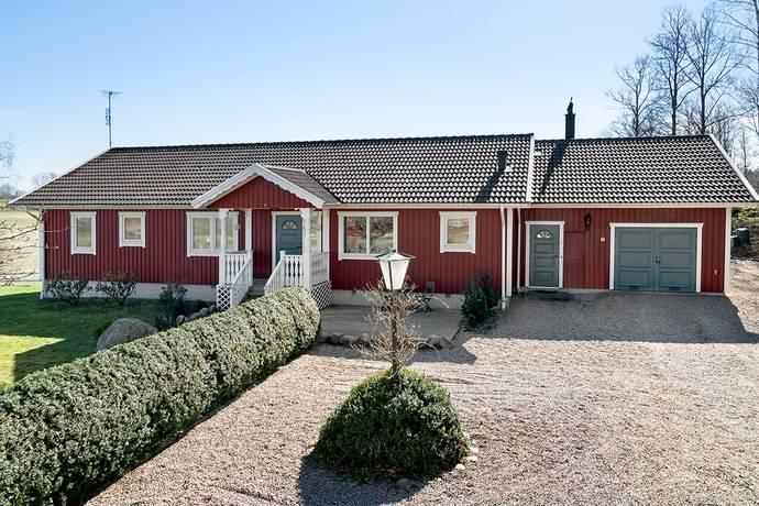 Bild: 5 rum villa på Fagerhult Lillegården 5, Marks kommun Istorp