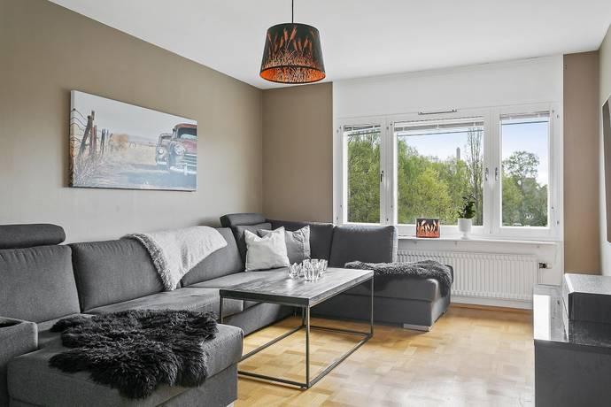 Bild: 3 rum bostadsrätt på Sädesbingen 13, Trollhättans kommun KRONOGÅRDEN