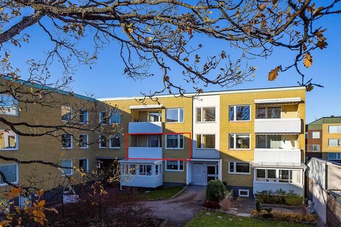 Bild: 2 rum bostadsrätt på Sofiagatan 2B, Åmåls kommun Centralt