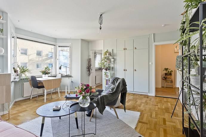 Bild: 2 rum bostadsrätt på Bäverns gränd 18B, Uppsala kommun Centrum
