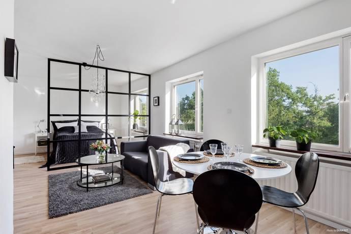 Bild: 1,5 rum bostadsrätt på Byggmästaregatan 2F, Karlskrona kommun Långö