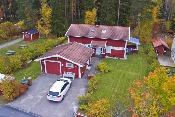 Bild: 5 rum villa på Hådevägen 30, Gävle kommun Valbo / Bäck