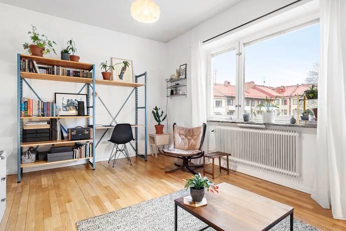 Bild: 1 rum bostadsrätt på Stamgårdsparken 4, 3 tr, Sundbybergs kommun Sundbyberg , Lilla Alby
