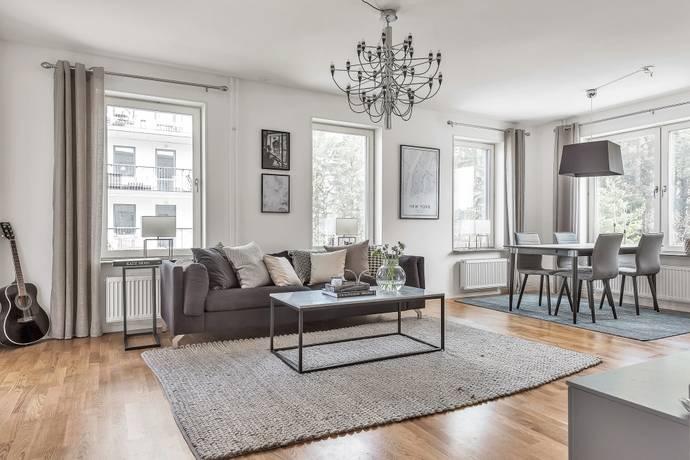 Bild: 3 rum bostadsrätt på Nytorpsvägen 46, Täby kommun Näsby Park