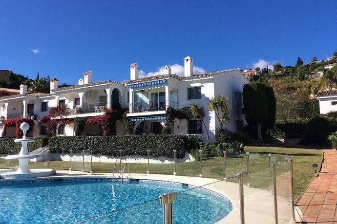 Bild: 3 rum bostadsrätt på Mysigt penthouse i en härlig community, Spanien Marbella - El Paraiso