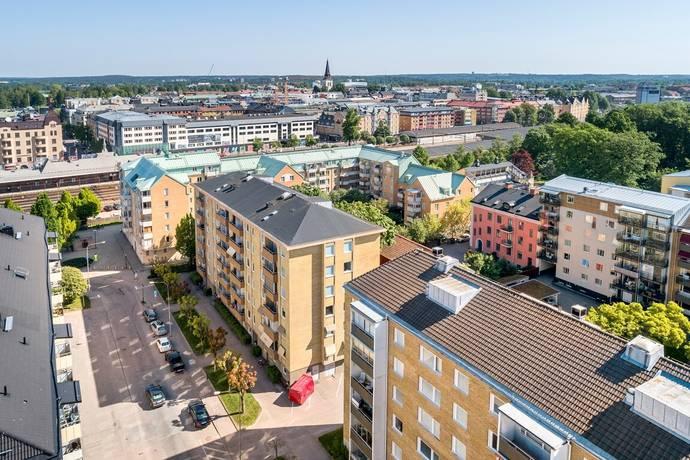Bild: 1,5 rum bostadsrätt på Stinsgatan 10, Karlstads kommun Viken