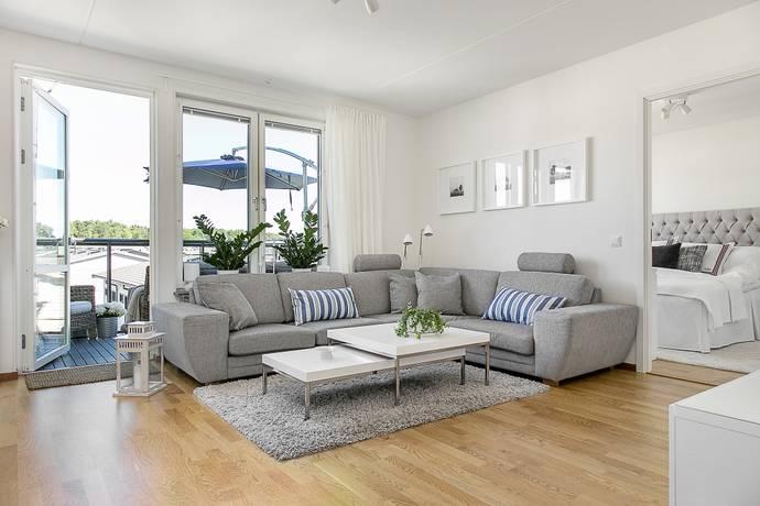 Bild: 2 rum bostadsrätt på Brotorps allé 2, Sundbybergs kommun Järvastaden