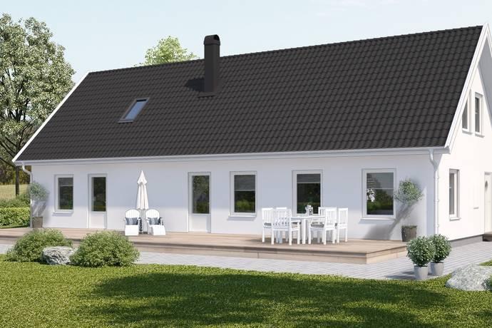 Bild: 3 rum villa på Tittentévägen (Börringekloster 1:63), Svedala kommun Tittente