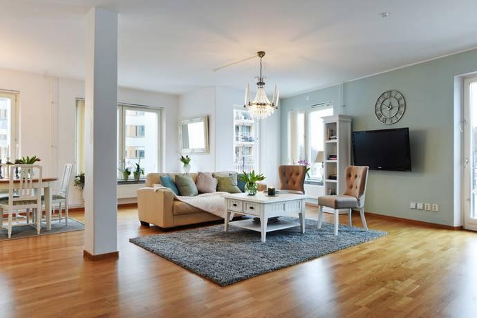 Bild: 5 rum bostadsrätt på Jaktgatan 14, 2 tr., Stockholms kommun Östermalm/Norra Djurgårdsstaden