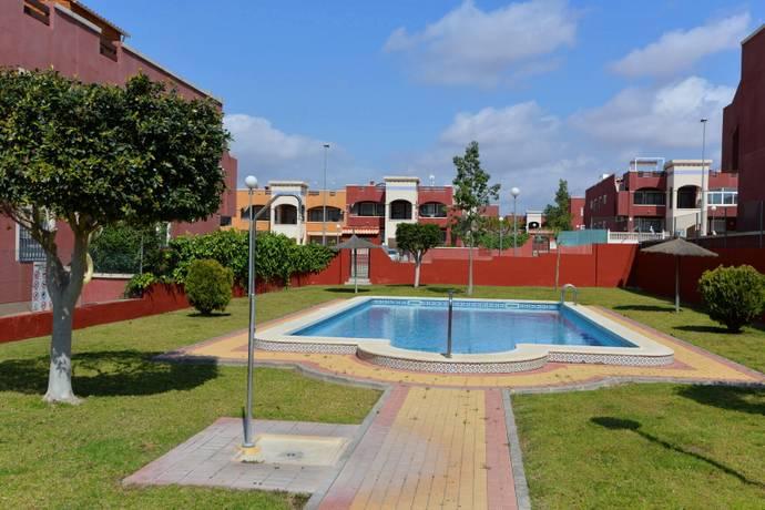 Bild: 3 rum bostadsrätt på Prisvärd markplansbungalow, Los Balcones, Spanien Orihuela Costa / Costa Blanca