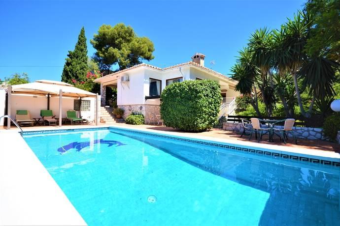 Bild: 6 rum villa på Äntligen en enplansvilla i exklusiva och populära Sierrezuela, Spanien Mijas Costa