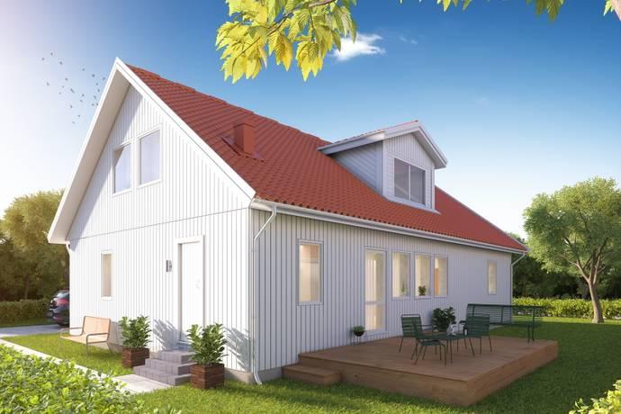 Bild: 3 rum villa på Hofterupsvägen Hus 12, Kävlinge kommun Barsebäcksby