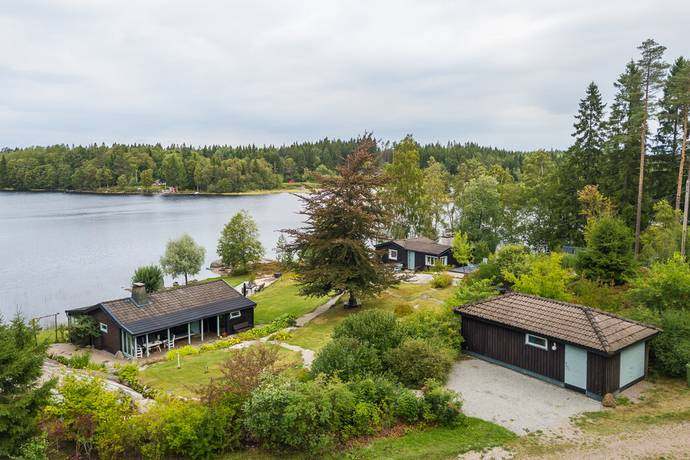 Bild: 6 rum fritidshus på Vemmenhult Sälsjön 9, Borås kommun Vemmenhult/Bredared