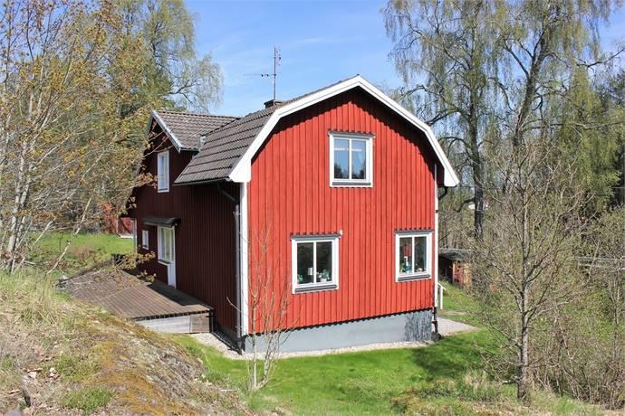 Bild: 4 rum villa på Hökeliden Lindhem, Melleruds kommun Köpmannebro