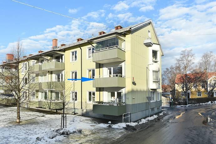 Bild: 4 rum bostadsrätt på Döbelnsplan 7, Umeå kommun Väst på stan