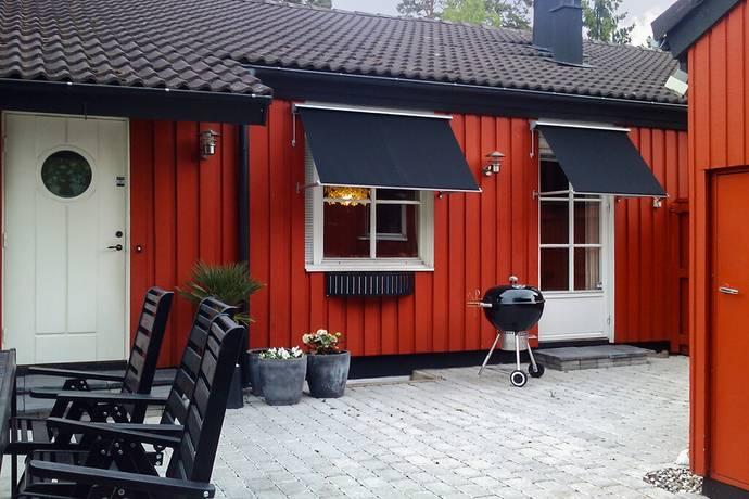 Bild: 7 rum radhus på Flädertunet 8, Lidingö kommun Östra Rudboda