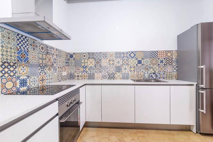 Bild: 4 rum bostadsrätt på Lägenhet i Palma, Mallorca, Spanien
