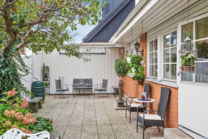 Bild: 4 rum villa på Stålbrandsgatan 2B, Malmö kommun Södra Sofielund