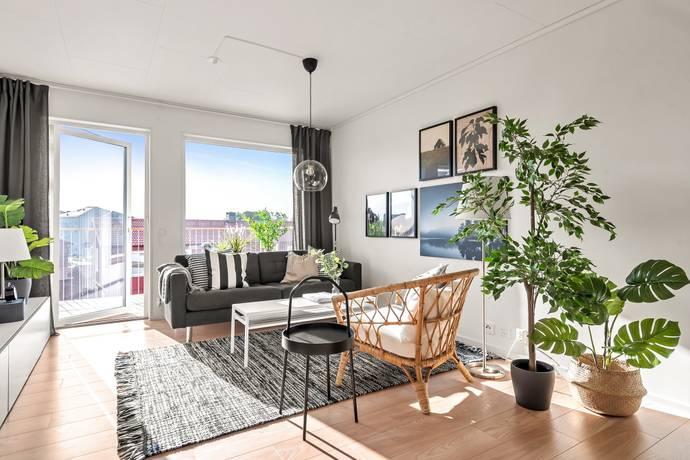 Bild: 3 rum bostadsrätt på Gärdesvägen 33, Håbo kommun Väppeby