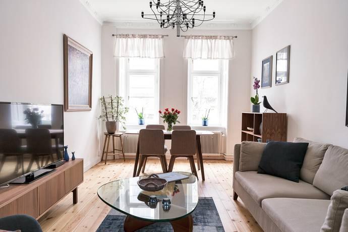 Bild: 4 rum bostadsrätt på Tulegatan 28, Stockholms kommun Vasastan