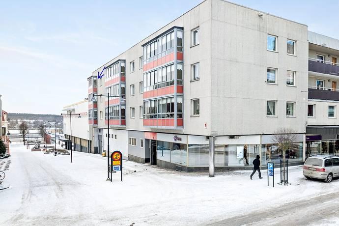 Bild: 3 rum bostadsrätt på Köpmansgatan 7, Nässjö kommun Centralt