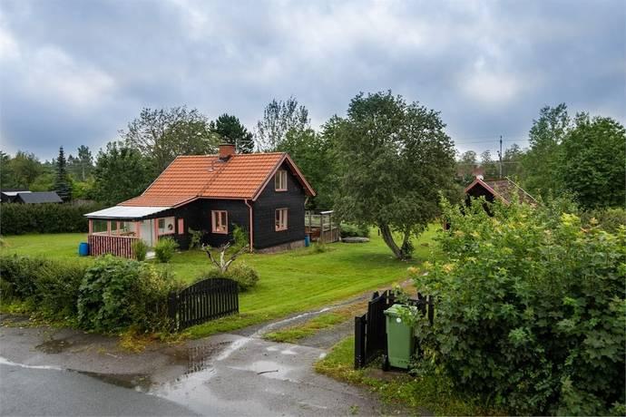 Bild: 3 rum villa på Ängarydsgatan 14, Nässjö kommun Flisby