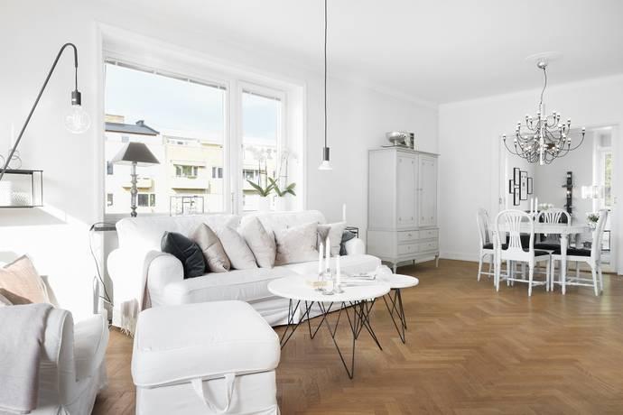 Bild: 3 rum bostadsrätt på Östra Stallmästaregatan 9B, Malmö kommun Slottsstaden