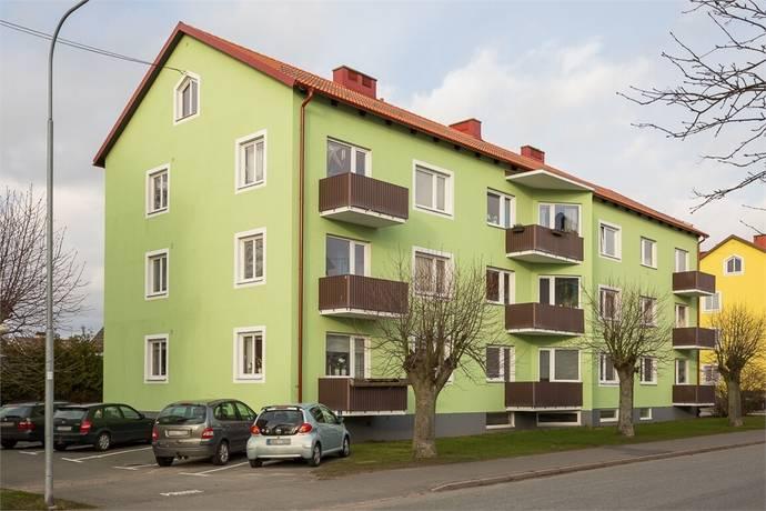 Bild: 3 rum bostadsrätt på Ågatan 33A, Bromölla kommun Centralt