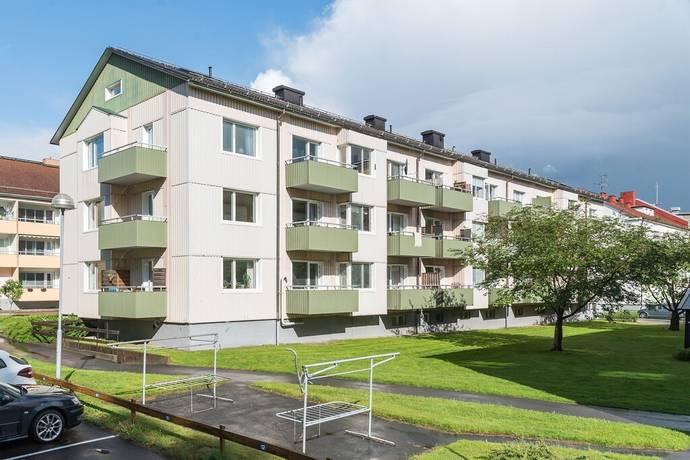Bild: 2 rum bostadsrätt på Värmlandsgatan 27B, Borås kommun Norrby