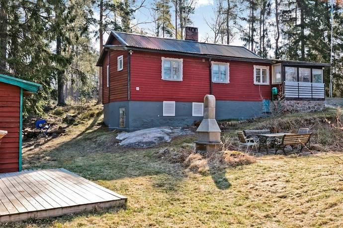 Bild: 3 rum fritidshus på Gamla vägen 12, Köpings kommun Stäudd vid Mälaren