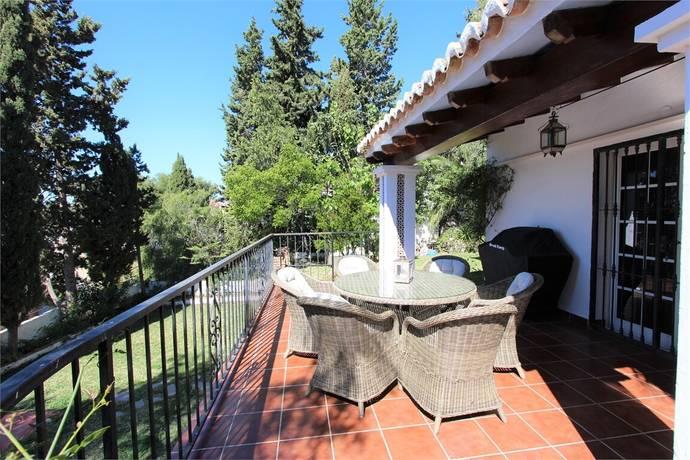 Bild: 5 rum villa på Charmig villa med centralt läge, Spanien Fuengirola | Costa del Sol