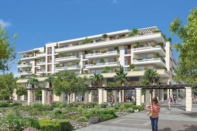 Bild: 2 rum bostadsrätt på Le Cannet, Frankrike Franska Rivieran
