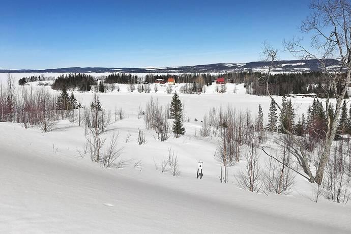 Bild: tomt på Åre Ytterkonäs, Åre kommun Ytterkonäs