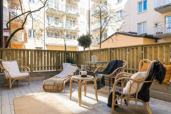 Bild: 3 rum bostadsrätt på Skaraborgsgatan 7, Stockholms kommun Södermalm Mariatorget