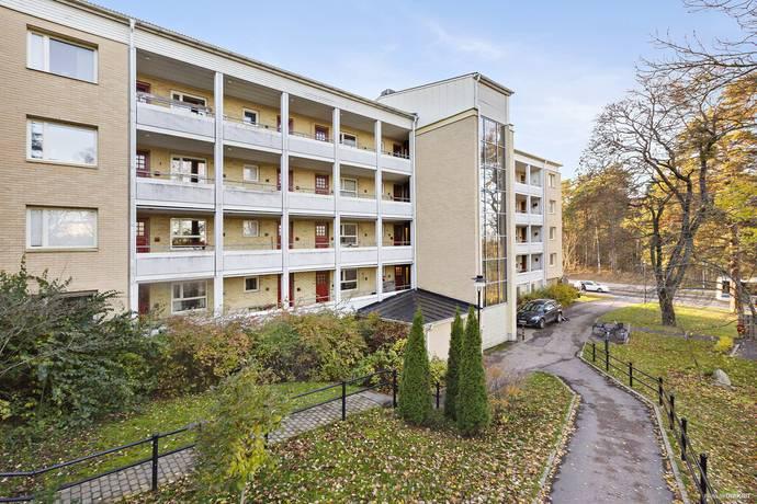 Bild: 1 rum bostadsrätt på Jakobsgatan 54, Västerås kommun Pettersberg