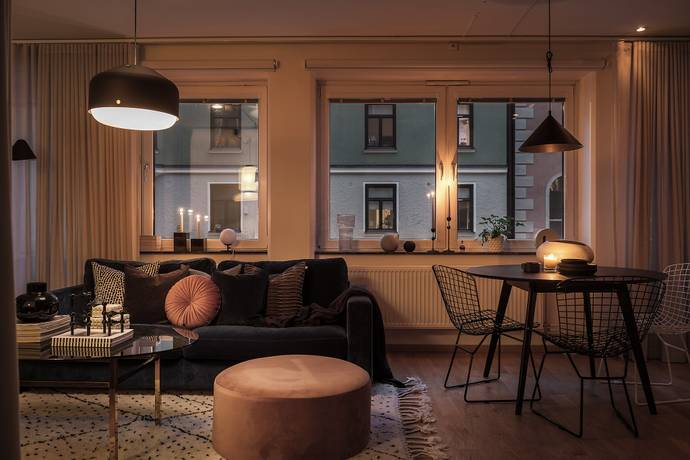 Bild: 1,5 rum bostadsrätt på Polhemsgatan 28, Stockholms kommun Kungsholmen