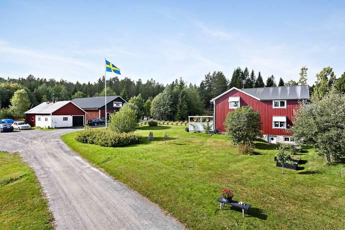 Bild: 5 rum villa på Hamnslåtten 104, Kramfors kommun Norrfällsviken