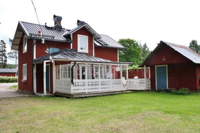 Bild: 4 rum villa på Bornvägen 39, Orsa kommun Orsa Born